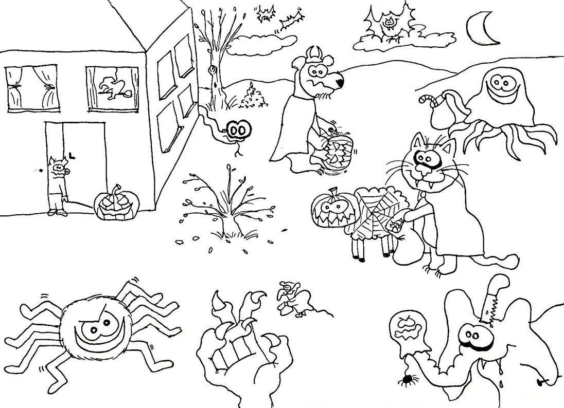 zelf coloring pages to print - photo#20
