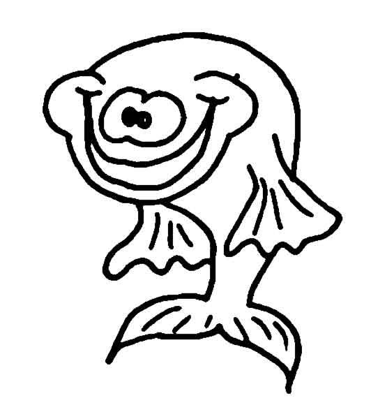 Fische | Wuschels Malvorlagen