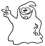 Halloween Geist 4