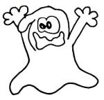 Halloween Geist 7