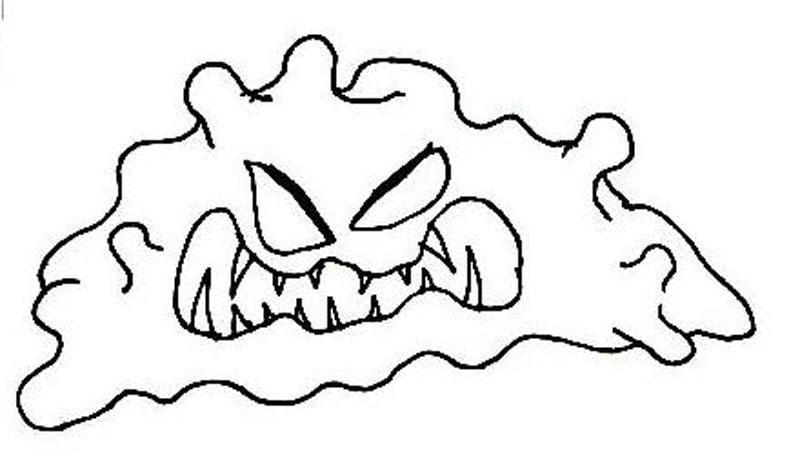 Halloween | Wuschels Malvorlagen | Seite 2